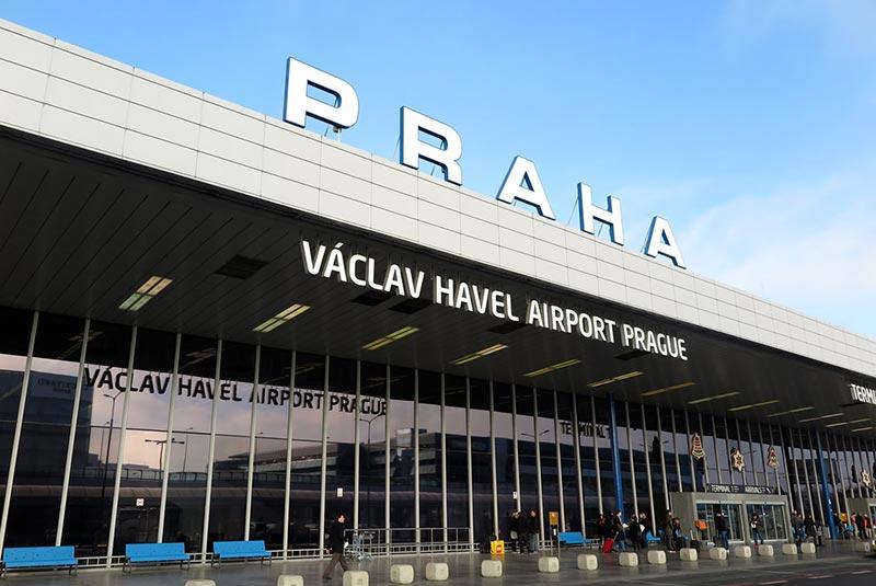 فرودگاه بین المللی پراگ