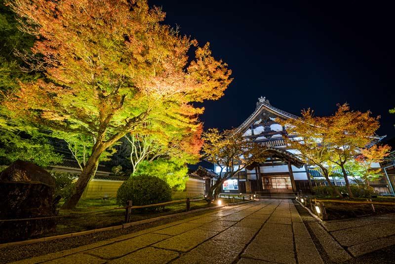 معبد کودای جی در کیوتو
