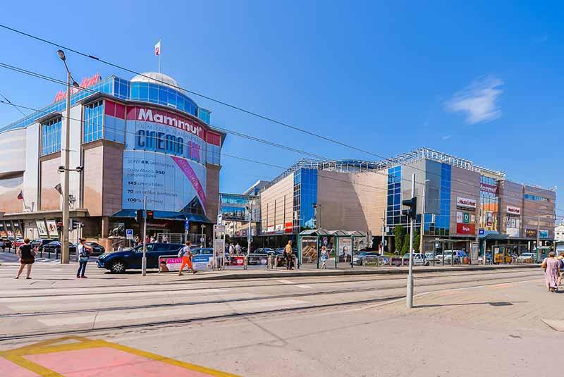 مراکز خرید بوداپست