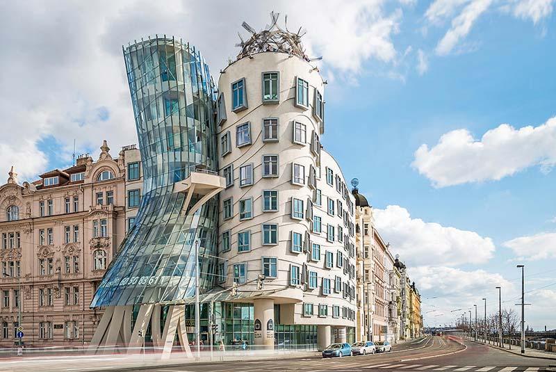 خانه رقصان در جمهوری چک