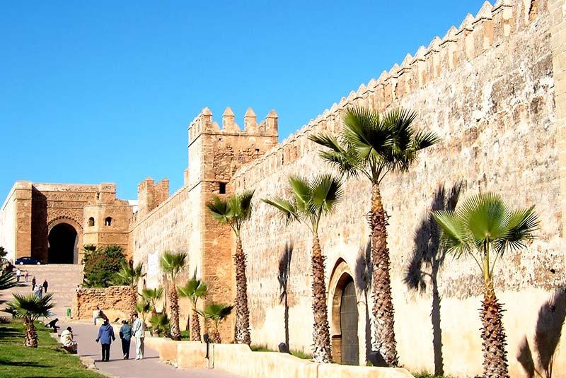دژ الوادیه در رباط مراکش