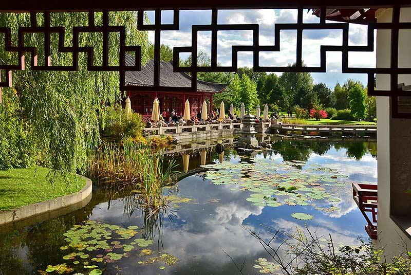 باغ های جهان در برلین