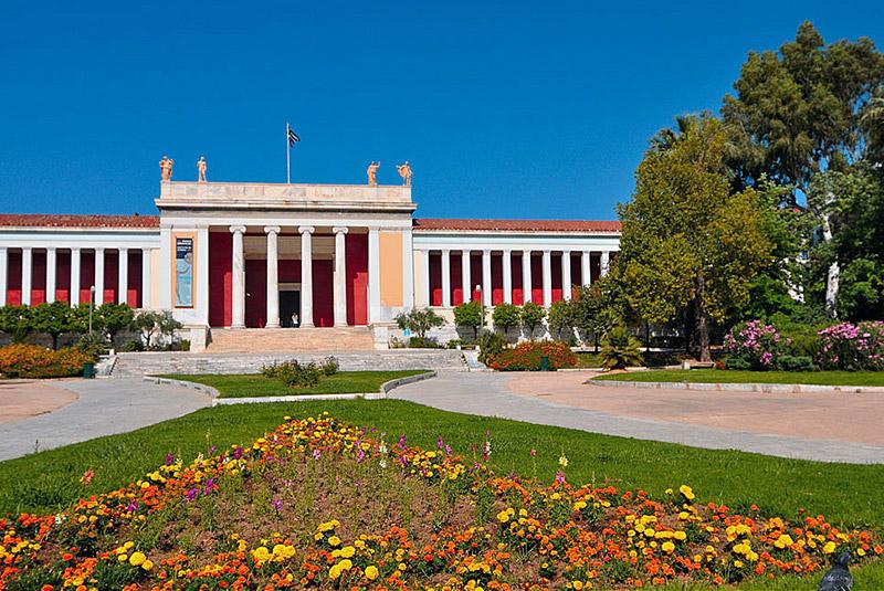 موزه باستان شناسی آتن
