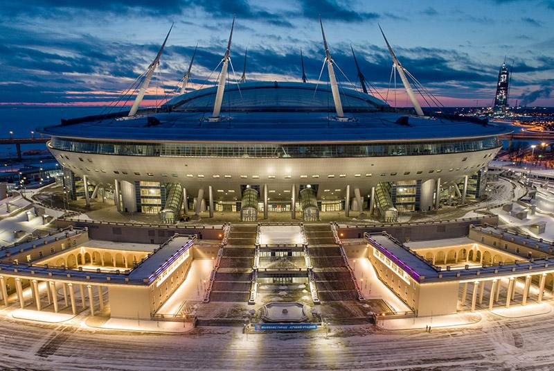استادیوم زنیت سن پترزبورگ