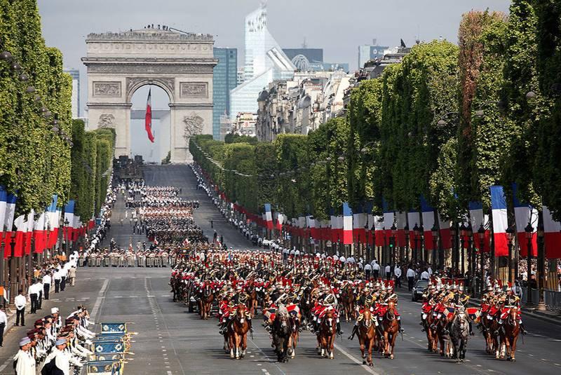 روز باستیل فرانسه