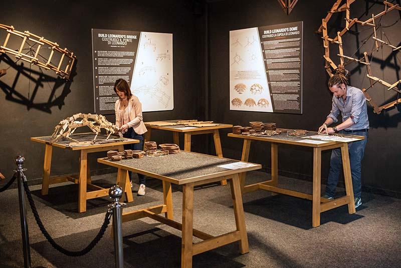 موزه لئوناردو داوینچی در فلورانس