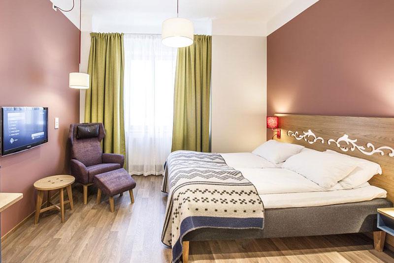 هتل ها و هاستل های ارزان اسلو