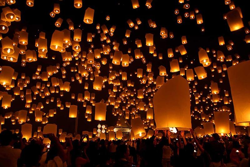 فستیوال فانوس تایوان