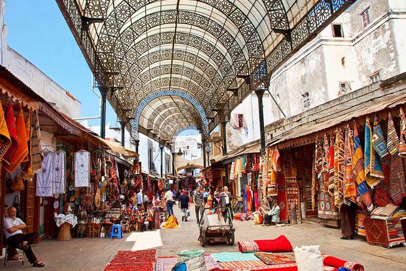 بازار سنتی رباط