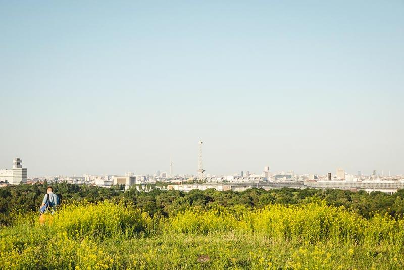 کوه دارخنبرگ در برلین