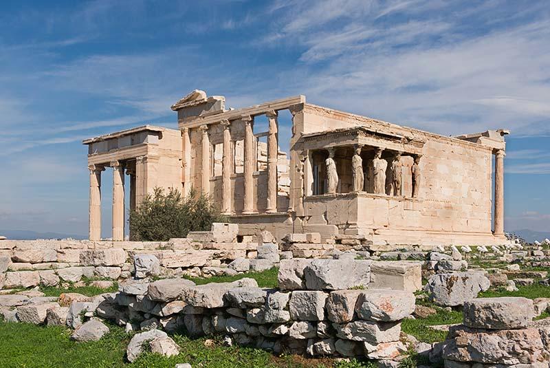 معبد ارکتیون آتن
