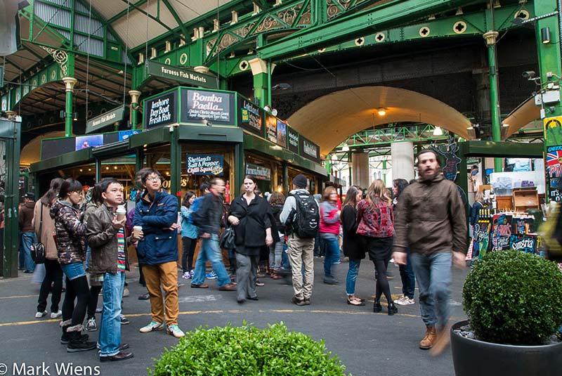 بازار بارو در لندن