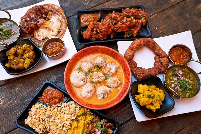 غذاهای نپال