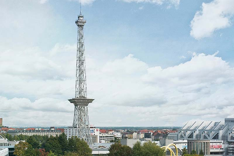 برج فونکتورم برلین