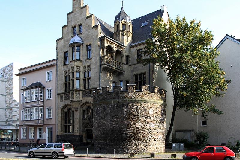 بنای رومرتورم در کلن