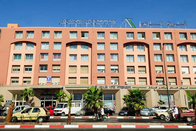 مراکز خرید مراکش