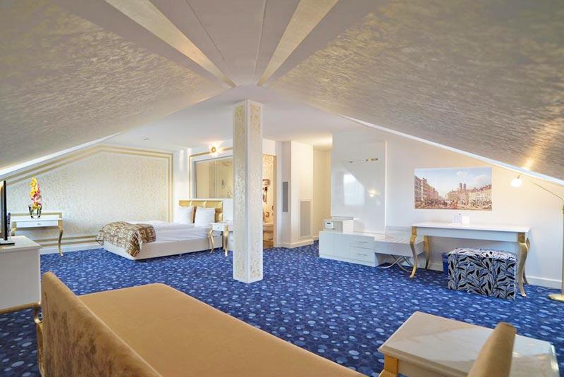 هتل های ارزان مونیخ
