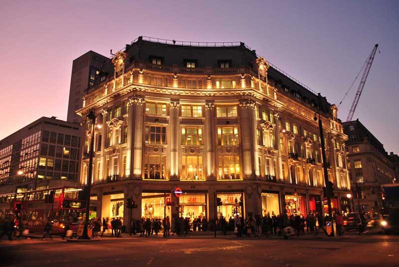مراکز خرید ارزان لندن