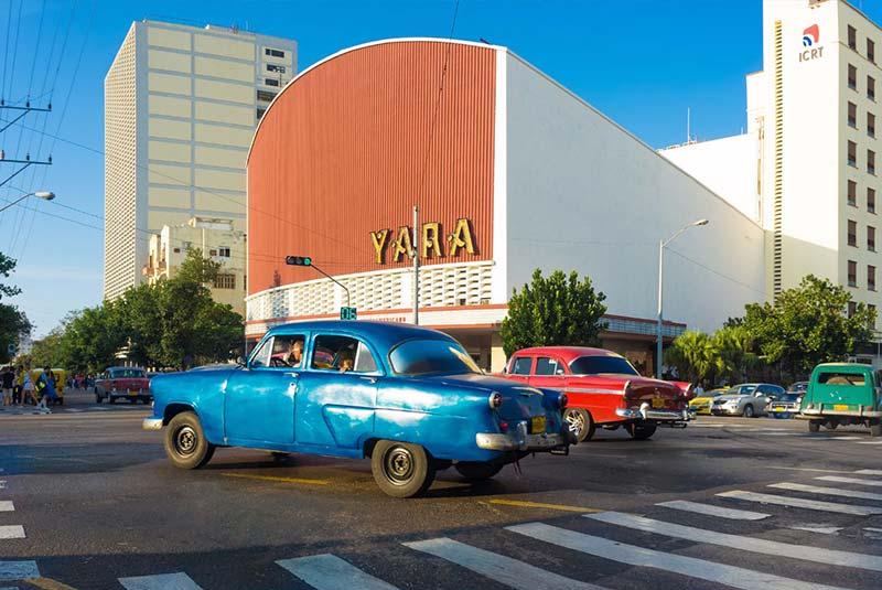خیابان های هاوانا