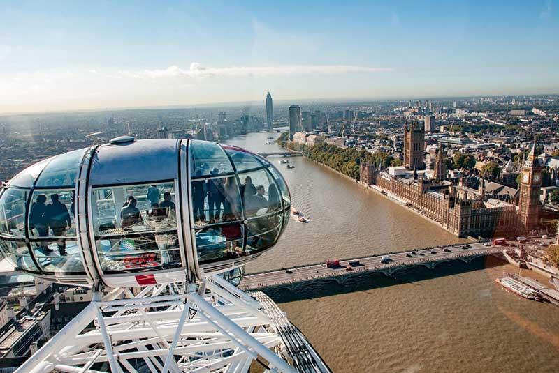 چرخ و فلک چشم لندن