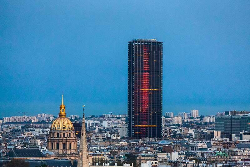 برج مونپارناس پاریس