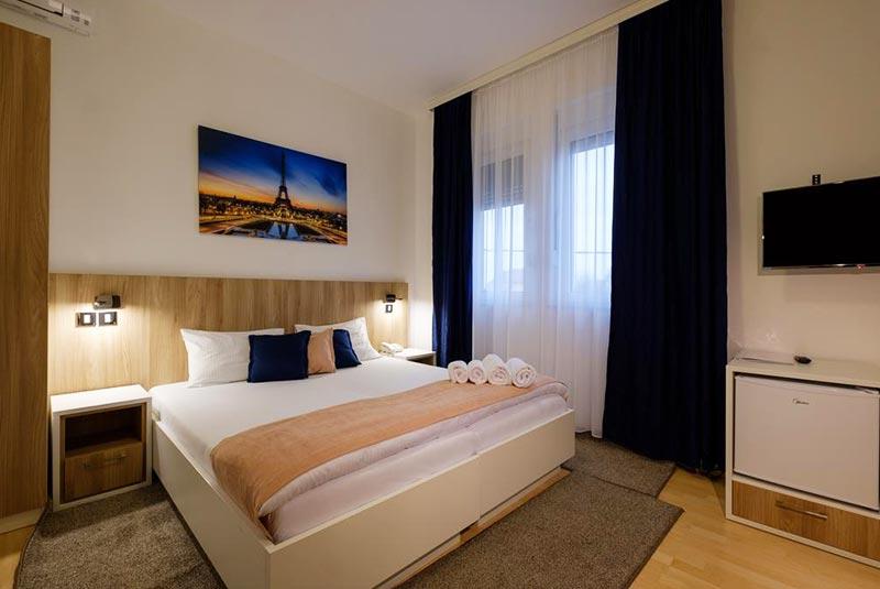هتل های ارزان بلگراد