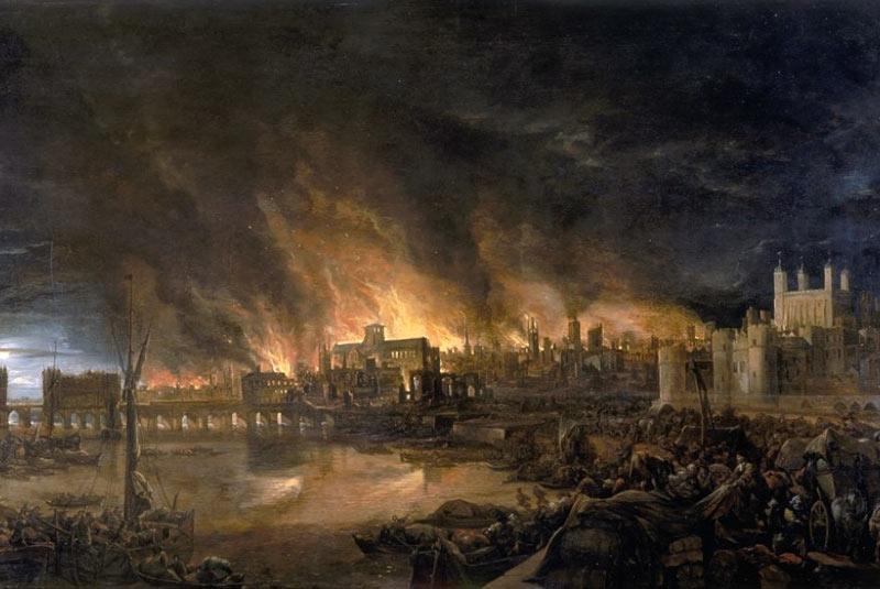 تاریخچه لندن