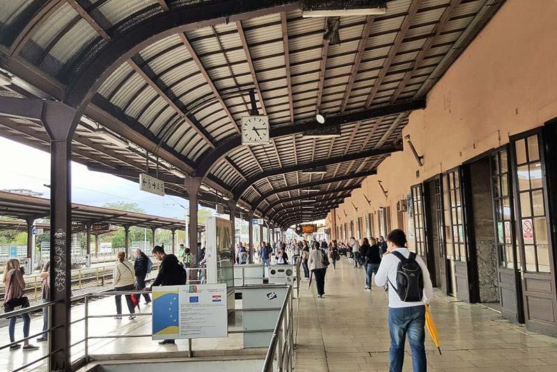 ایستگاه راه آهن زاگرب