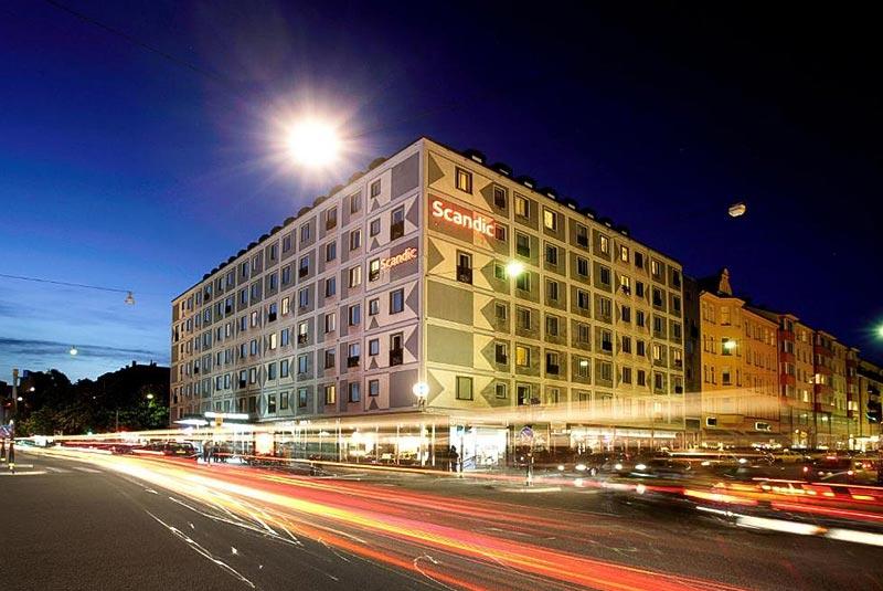 هتل های ارزان استکهلم