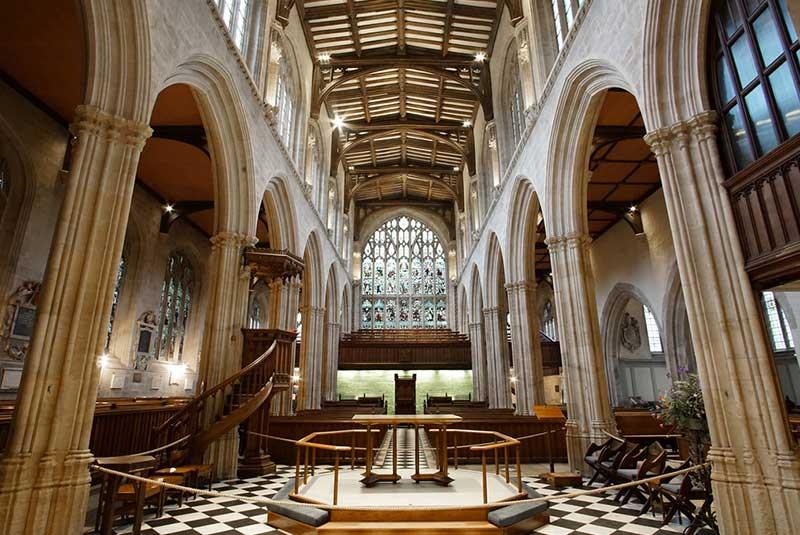 کلیسای سنت ماری آکسفورد