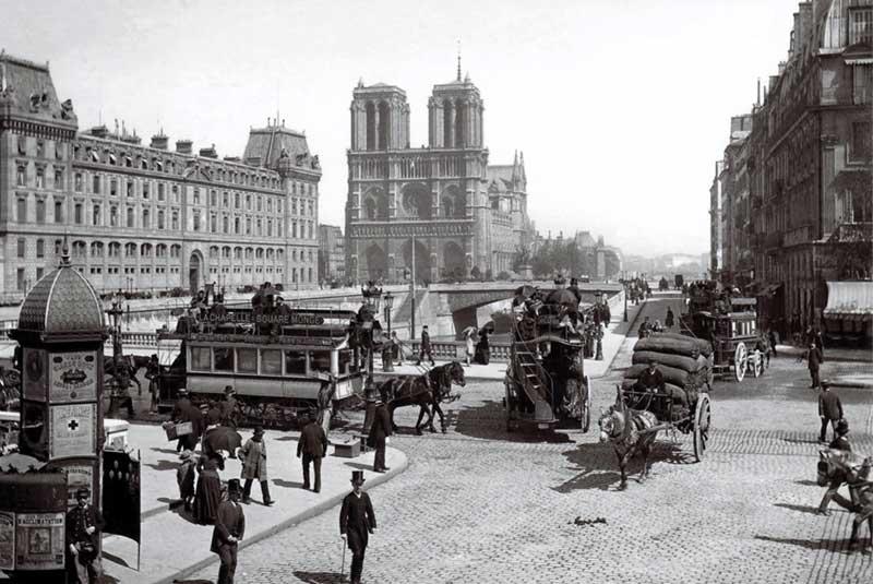 تاریخچه پاریس