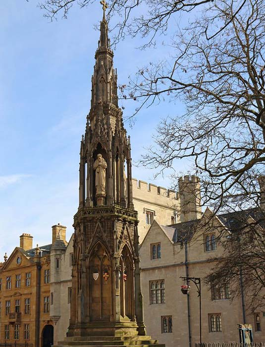 بنای یادبود شهدای آکسفورد