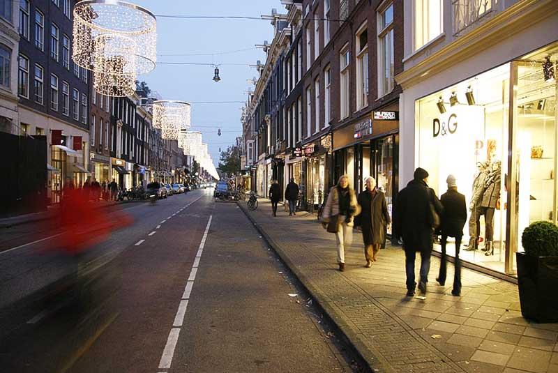 خیابان های آمستردام