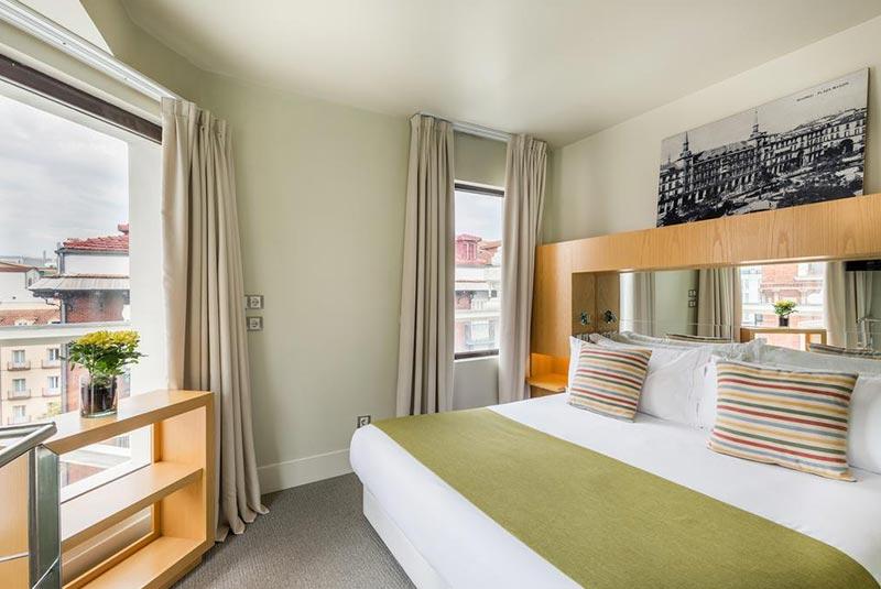 هتل های ارزان مادرید