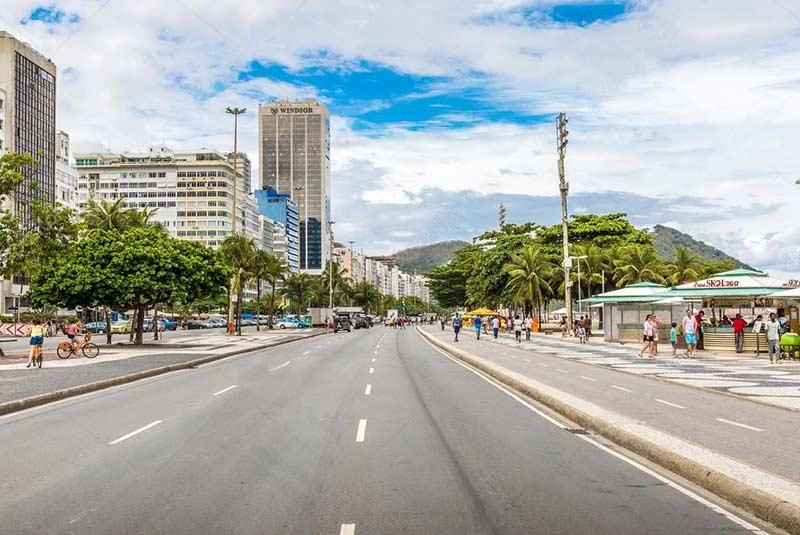 خیابان های ریو