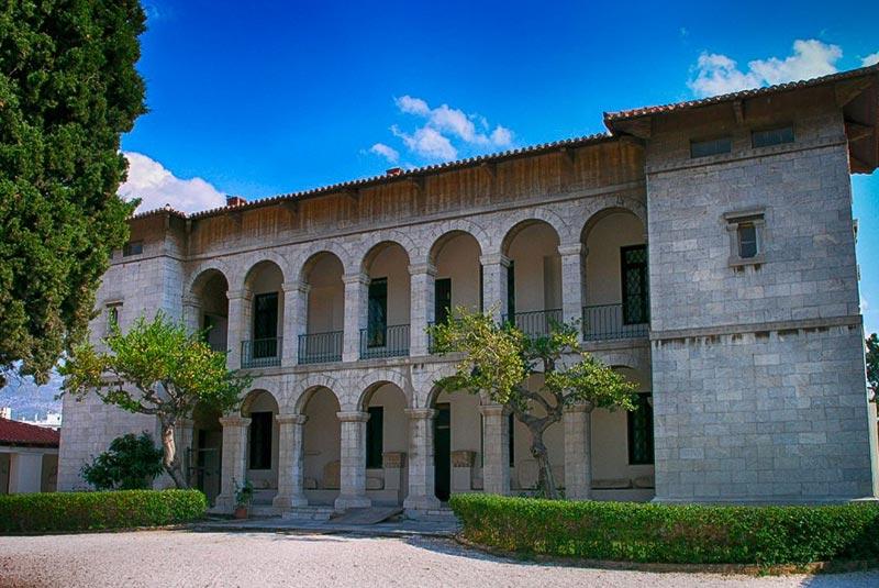 موزه بیزانس و مسیحیت در آتن