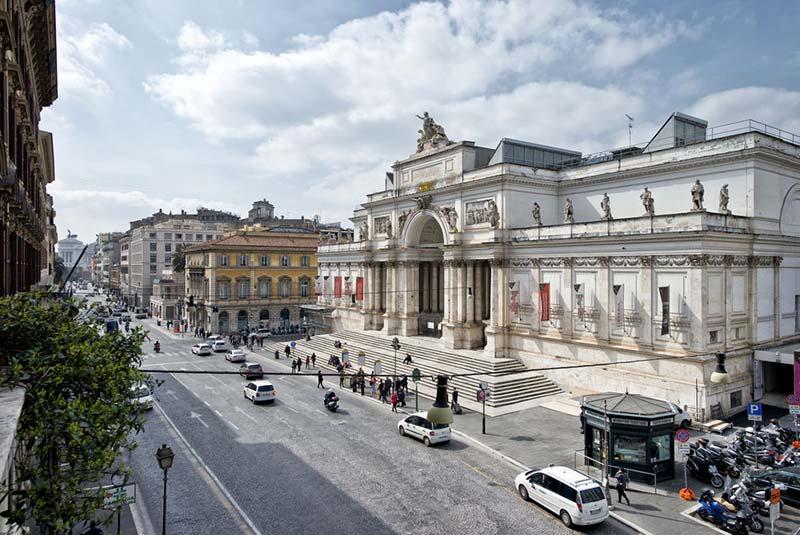 خیابان های رم