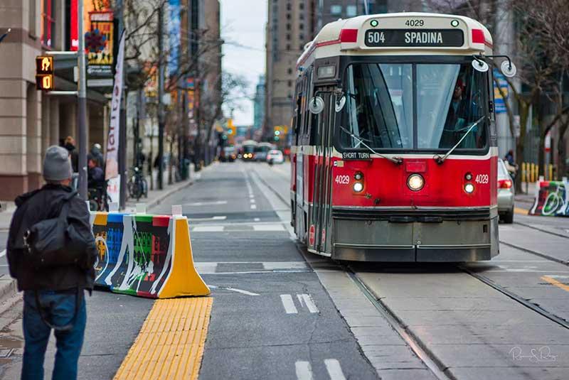 خیابان های تورنتو