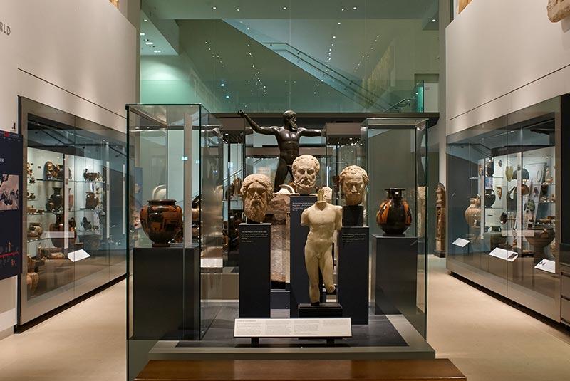 موزه اشمولین آکسفورد