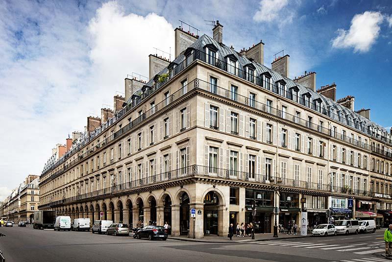 خیابان ریوولی پاریس