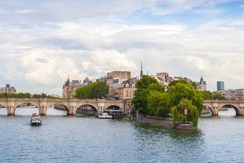 پونت نوف پاریس