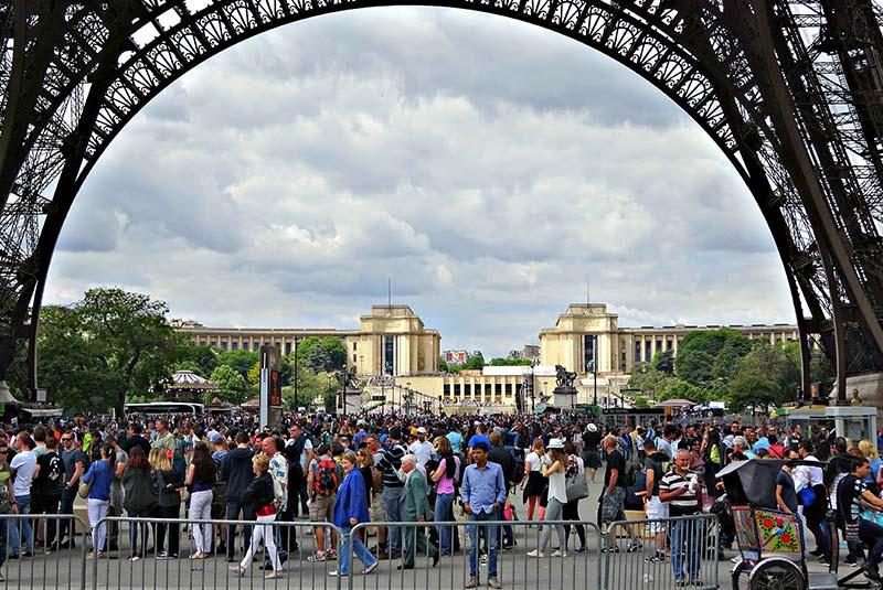 سندروم پاریس