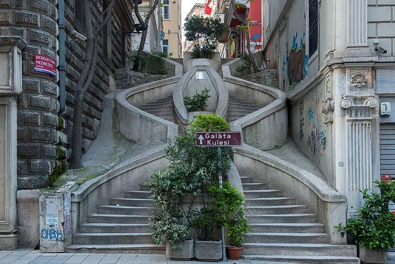 خیابان های استانبول