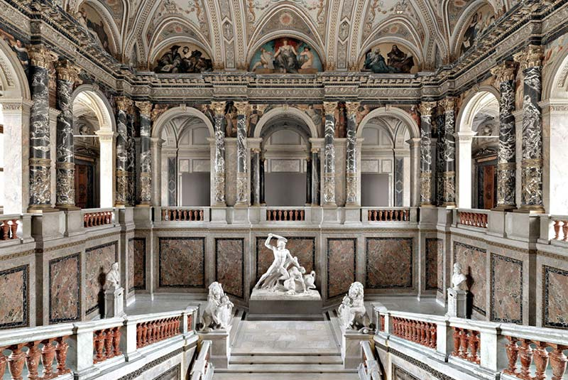 موزه کونست هیستوریشس در وین