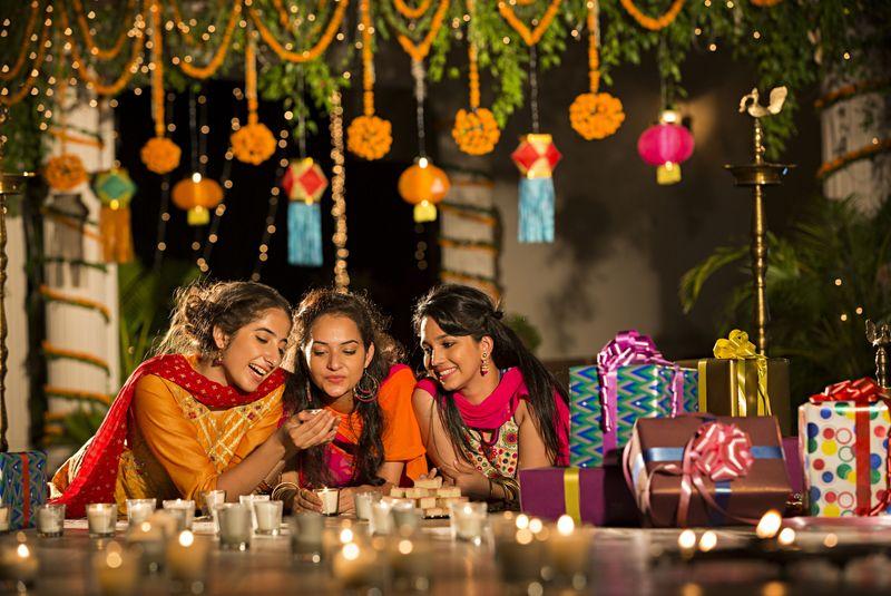 فستیوال دیوالی هند