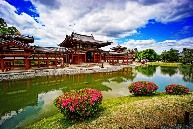 معبد بیودو در کیوتو