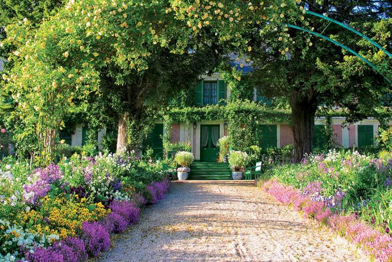 خانه مونت در فرانسه
