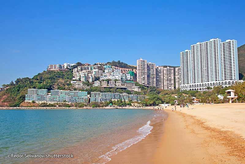 خلیج ریپالس در هنگ کنگ