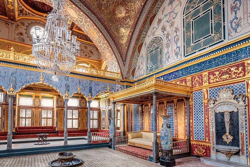 کاخ توپکاپی در استانبول