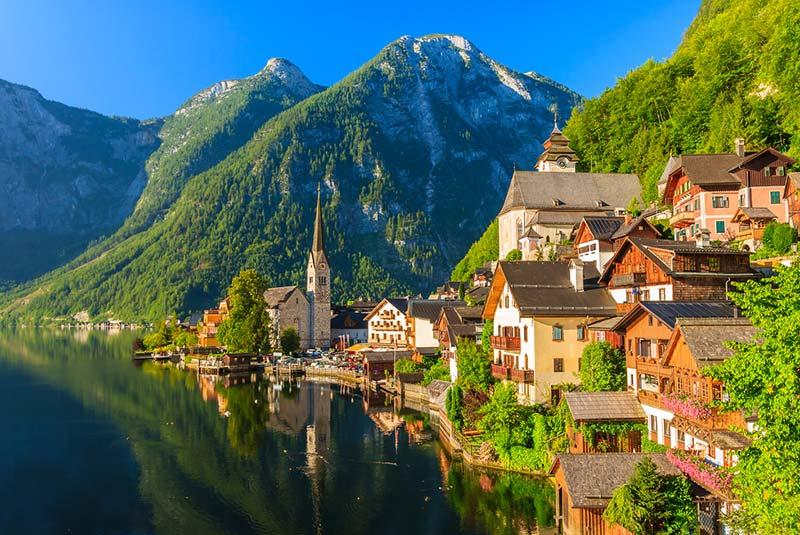 هالشتات در اتریش